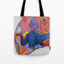A Lover's Desire Tote Bag