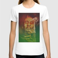 marley T-shirts featuring Marley by Robotic Ewe