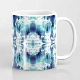 Celestial Nouveau Tie-Dye Coffee Mug