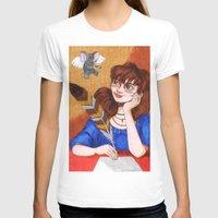 inspiration T-shirts featuring Inspiration by Anna Gogoleva
