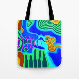 Music - The Elements - Air Tote Bag