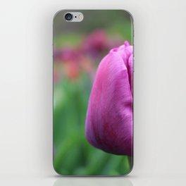 Bishop's purple iPhone Skin