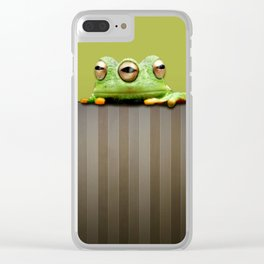 Scout Clear iPhone Case