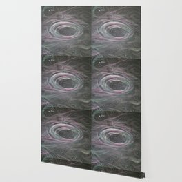 Swirly Space Wallpaper