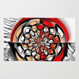 Sketchy art Rug