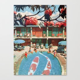 Hotel Koi Canvas Print