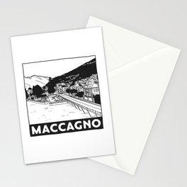Maccagno, Lago Maggiore, Italy Stationery Cards