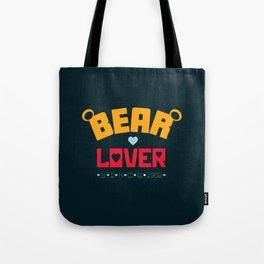 Bear Lover Tote Bag