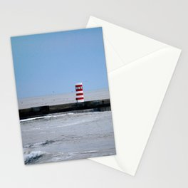 red, white and blue Stationery Cards
