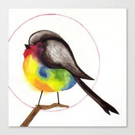 PaintyBird Canvas Print