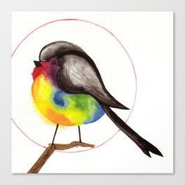 PaintyBird Canvas Print