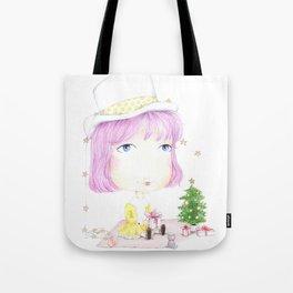 Goldy Tote Bag