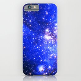 Magellanic Cloud iPhone Case