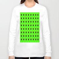 coke Long Sleeve T-shirts featuring COKE GREEN by Jeef