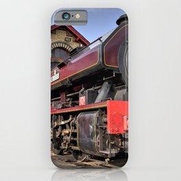 Victor at Haverthwaite iPhone Case
