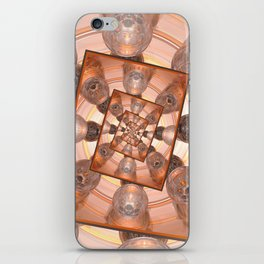Infinite Reflections of Glass iPhone Skin