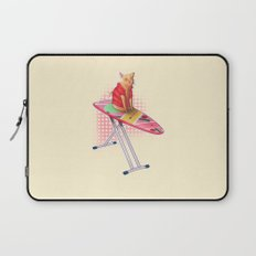 Hoverboard Cat Laptop Sleeve
