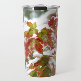Three seasons in A Single Day Travel Mug