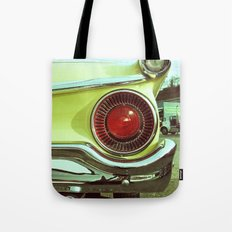 Classy taillight Tote Bag