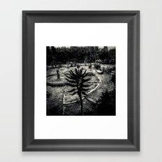 Survive Framed Art Print