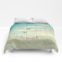 Never Stop Exploring III - THE SKY Comforters