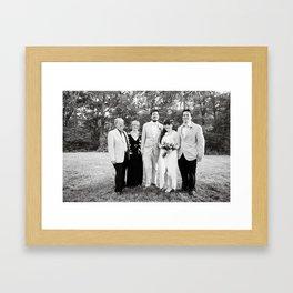 DuPertuis Family Framed Art Print