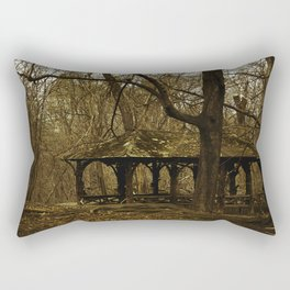 "Central ""Freaky"" Park Rectangular Pillow"