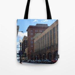 6th street Tote Bag