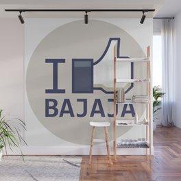 Bajaja Like Wall Mural