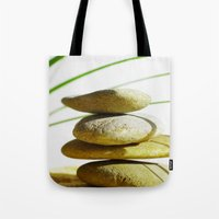 relax Tote Bags featuring Relax  by Tanja Riedel