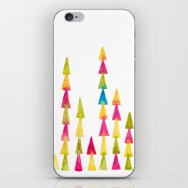 Triangle Print iPhone Skin