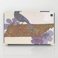 tennessee iPad Cases featuring Hello Tennessee by Valentina Harper