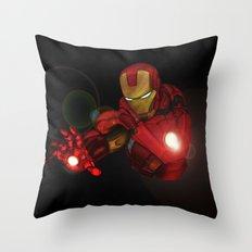 Ironman MK1  Throw Pillow