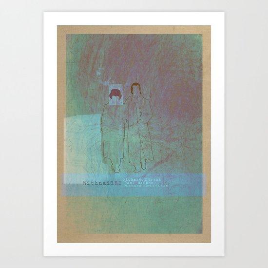Withnail&I Art Print