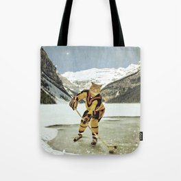 "The Vancouver ""Cat""nucks Tote Bag"