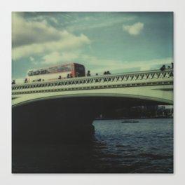 Westminster Bridge Canvas Print