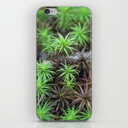 Living in Little Worlds iPhone Skin