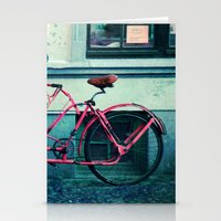 drive Stationery Cards featuring drive? by Claudia Drossert