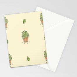 Basil2 Stationery Cards