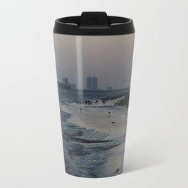 Shores of Texas Travel Mug