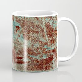 1950 Ford F100- Textured Rust Coffee Mug