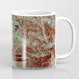 1950 Ford F100- Textured Rust Coffee Mug