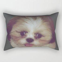 Little Pup Rectangular Pillow