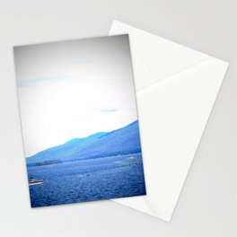 Summer in Lake George Stationery Cards