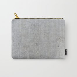 Concrete wall texture Carry-All Pouch