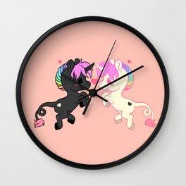Uni Love Wall Clock