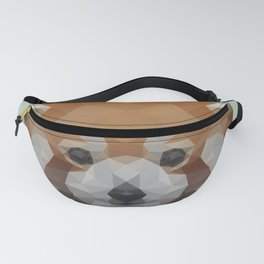 Red Panda Fanny Pack