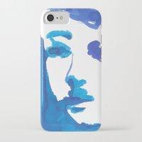 mirror iPhone & iPod Cases featuring mirror by Zsofi Porkolab