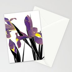 'Tell Me What To Swallow' / 'Iris' Stationery Cards