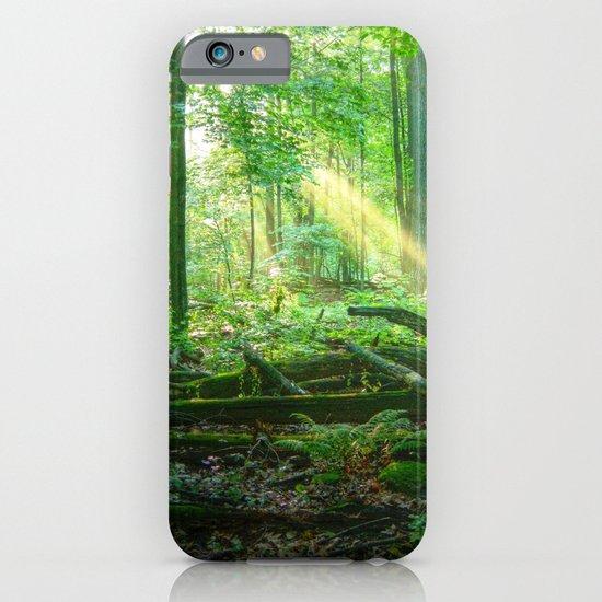 Devil's Lake State Park iPhone & iPod Case